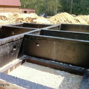Фундамент коттеджа: гидроизоляция, утепление