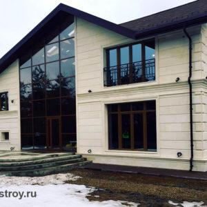 Жилой дом в КП Петровский