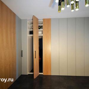 решения по встроенным шкафам: фишки от лайвстрой