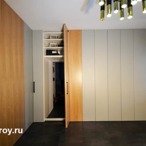 шкафы с двусторонним сдвижным открыванием створок