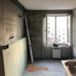 подготовка к устройству потолка