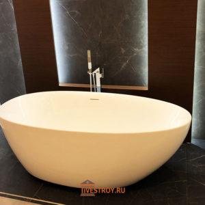 ванна крупным планом