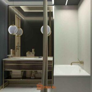 ванная 3d модель